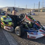 Angelo Pecoraro vince il Supercorso Roma Karting Series 2018